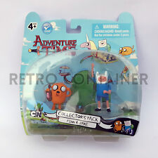 Cartoon Network Adventure Time - Finn & Jake Collector's Pack MISB MOC NEW
