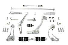 chrome forward controls bracket kit  Harley Davidson sportster xl 1200 883