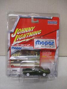 Johnny Lightning White Lightning Mopar or No Car 1970 Dodge Challenger TA