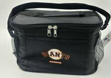 MLB San Francisco Giants Lunch Bag - Insulated Box Tote - 6-Pack Cooler