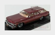 Buick Le Sabre Estate Station Wagon 1974 Red Met Wood NEOSCALE 1:43 NEO44627 Mod