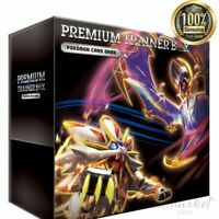 Pokemon card game Sun and moon Premium trainer box Trading Cards from JAPAN