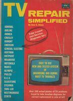 Vintage TV Repair Magazine - Magazine   manual -1961 - RCA Philco Emerson Zenith