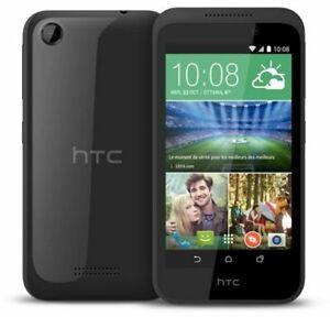 HTC DESIRE 320 8GB UNLOCKED ANDROID BLACK  99HABW058-00