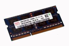 HYNIX 4GB 2Rx8 PC3-12800S DDR3 SO-DIMM 204pin MEMORY LAPTOP RAM HMT351S6CFR8C