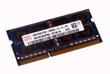 HYNIX 4GB 2Rx8 PC3-12800S DDR3 SO-DIMM 204pin MEMORY LAPTOP RAM HMT351S6CFR8C