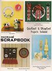 Nursery Accesories Patterns  More - Craft Book: PD1151 Macrame Scrapbook