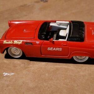 Pull back vintage Sears limited edition thunderbird.