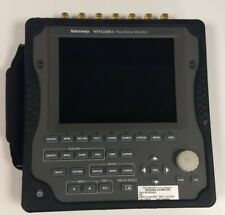 Tektronix WFM 2200 A Waveform Monitor with 3G option, very good condition