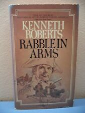 Rabble in Arms by Kenneth Lewis Roberts (1981, Paperback)