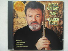 James Galway - Man With The Golden Flute - Charles Gerhardt - CD no ifpi