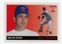 1955 Topps #90 NOLAN RYAN Texas Rangers HOF RARE BASEBALL CARD - 2020 Archives