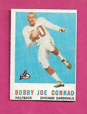 1959 TOPPS # 173 CARDINALS BOBBY CONRAD  ROOKIE NRMT CARD (INV# C0410)