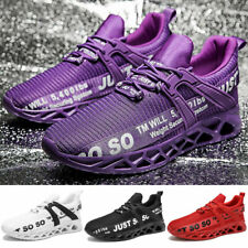 Women's Athletic Running Shoes Tennis Blade Non-slip Walking Sneakers JUST SO SO