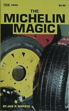 MICHELIN TIRE COMPANY PRODUCTS & HISTORY, 1982 BOOK