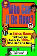 Who Can It Be Now: The Lyrics Game That Takes You Back To The 80s One Line At A