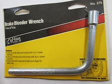 Brake Bleeder Wrench 1/4'' & 3/8'' - Made in USA - Cal-Van Tools