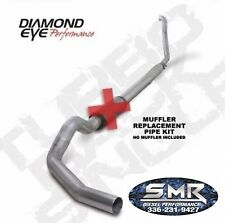 "Diamond Eye 5"" Turbo Back Exhaust Kit 1994-1997 Ford 7.3L Powerstroke F250/F350"