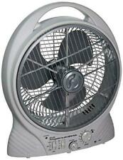 Gama Sonic Cooling Fan with AM/FM Radio and MP3 Input GS-27R