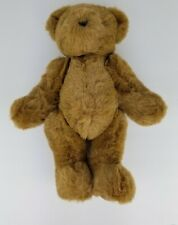 "Vermont Teddy Bear 13"" Classic Fully Jointed 1998"
