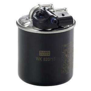 MANN-FILTER WK82015 Premium Fuel Filter 12 Month 12,000 Mile Warranty