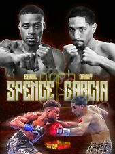 Errol Spence Jr vs Danny Garcia 4LUVofBOXING Posters New Boxing gym wall art