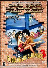 EL DIA DE LOS ALBANILES 3  ALFONSO ZAYAS & ANGELICA CHAIN NEW DVD