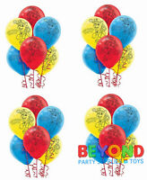 Paw Patrol Printed Latex Balloons Party Decoration Supplies