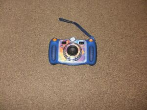 VTech Kidizoom duo 4 x Zoom 2M Pixel Blue tested Working