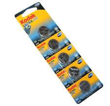 5X Kodak Ultra CR2025 pila 3V Litio Pack de 5 unidades En blister