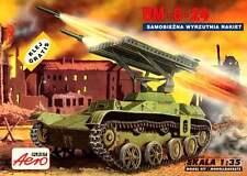 BM-8-24 - WW II SOVIET ROCKET LAUNCHER 1/35 AEROPLAST panzer