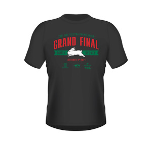 South Sydney Rabbitohs 2021 Grand Final T Shirt Sizes S-5XL In Stock + EXPRESS P
