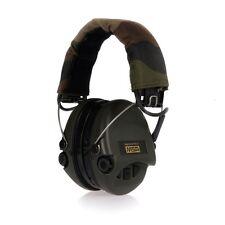 Sordin Supreme Pro X Gehörschutz mit Gelkissen und AUX-Eingang,