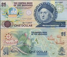 Bahamas P-50 1 Dollar 1974 TBB B315a  UNC