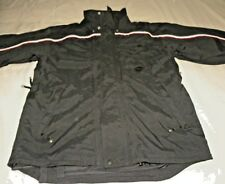 Mens VANS Ski/Snow Boarding Black Nylon Jacket Size L
