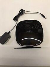 Belkin N600 DB Wireless N+ Router