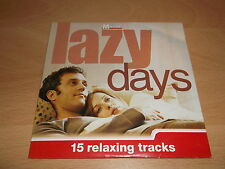 VARIOUS - LAZY DAYS - DAILY MIRROR PROMO CD - UK FREEPOST