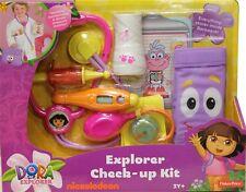 Dora the Explorer Medical Check Up Doctor's Doctor Kit