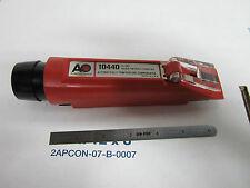 OPTICAL HANDHELD REFRACTOMETER AO AMERICA OPTICS BIN#19