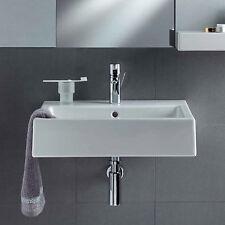 Nuovo lavabo sospeso 50 Pozzi Ginori Closer bacino rettangolare ceramica bianco