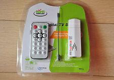 FM+DAB USB DVB-T RTL2832U+R820T SDR w/ Antennan TV RADIO Receiver