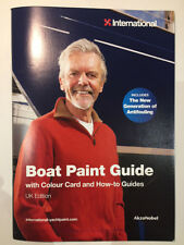 New 2018 International Boat Paint Guide And Colour Charts  ZS33