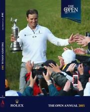 The Open Championship 2015: The Official Story, Good Condition Book, The R&A, IS