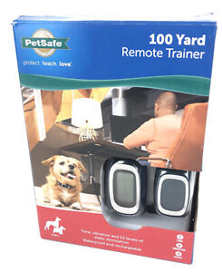 PetSafe 100 Yard Remote Trainer PDT00-16126 Waterproof and Rechargeable