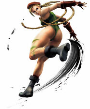 Framed Game Character Print – Cammy Street Fighter (Picture Poster Art XBOX PS4)