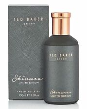 TED BAKER SKINWEAR LIMITED EDITION 100ML EDT SPRAY BRAND NEW & SEALED