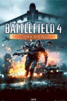 BATTLEFIELD 4 ~ CHINA RISING 24x36 Video Game Poster Daniel Recker Dice EA