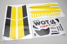 Ripmax WOT4 Foam-E - Decal Set (Yellow)