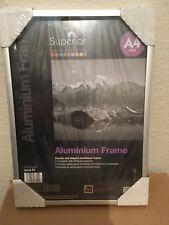 Stewart Superior A4 Aluminium Photo Frame Quality