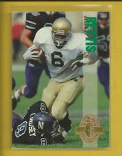 Jerome Bettis RC 1993 Classic Four Sport Rookie Card # 100 Pittsburgh Steelers